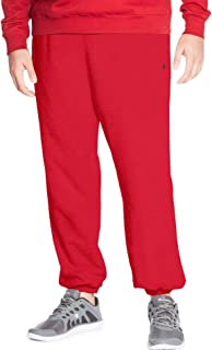 9bc9e21221 Champion Men s Big-Tall Fleece Sweatpants with Elastic Waistband and  Drawstring