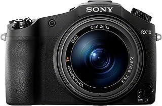 Sony DSC-RX10 - Cámara compacta de 20.2 MP (Pantalla de 3 Zoom óptico 8.3X estabilizador vídeo Full HD WiFi) Negro