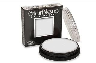 Mehron Makeup StarBlend Cake (2 oz) (White)