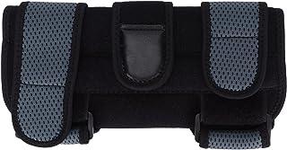 Gind Immobilisateur de coude Nocturne, attelle de coude Confortable pour Le soulagement de la Douleur de Fixation du coude...