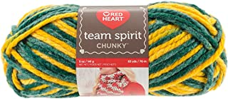 red heart team spirit yarn chunky