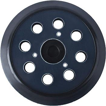 8 Holes Backing Disc Sanding Pads Hook Loop For Makita BO5041 Orbit Workshop