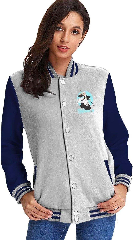 FXNOW Womens Casual Sweatshirt Shinigami Fas Hitsugaya Toushirou Super Complete Free Shipping sale