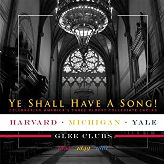 Ye Shall Have a Song!