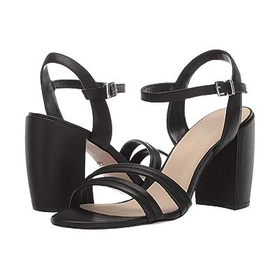 Kenneth Cole New York Alora Sandal (Black Leather) Women