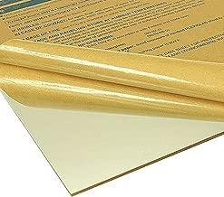 Online Plastic Supply Acrylic Plexiglass Sheet 1/4