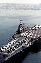 USS Ranger (CV-61) US Navy Aircraft Carrier Journal: Take Notes, Write Down Memories in this 150 Page Lined Journal