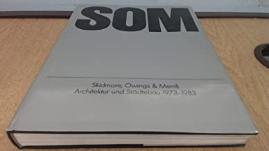 SOM: Architecture of Skidmore, Owings & Merrill, 1984-1996 (Hardcover)