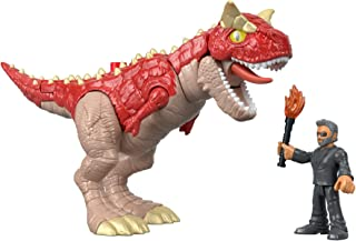 Figura de Acción Imaginext Jurassic World Carnotaurus