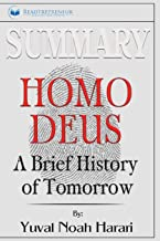 Best summary homo deus a brief history of tomorrow Reviews