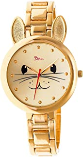 Hotesse Bunny Rabbit Face Dial Quartz Watch