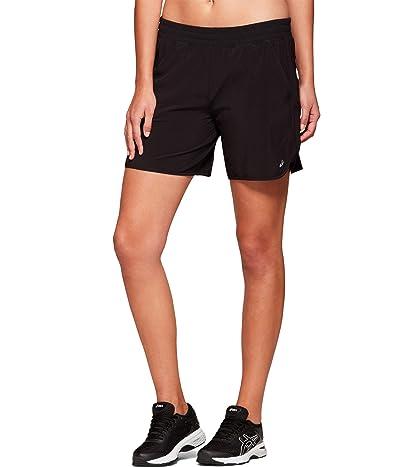 ASICS Fietro 7 Shorts (Black) Women