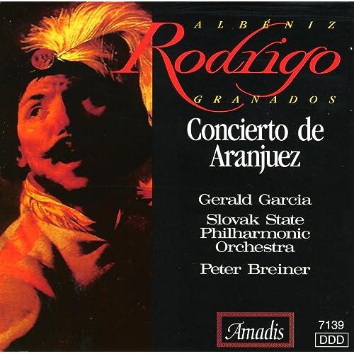 Amazon.com: Rodrigo: Concierto De Aranjuez / Granados ...