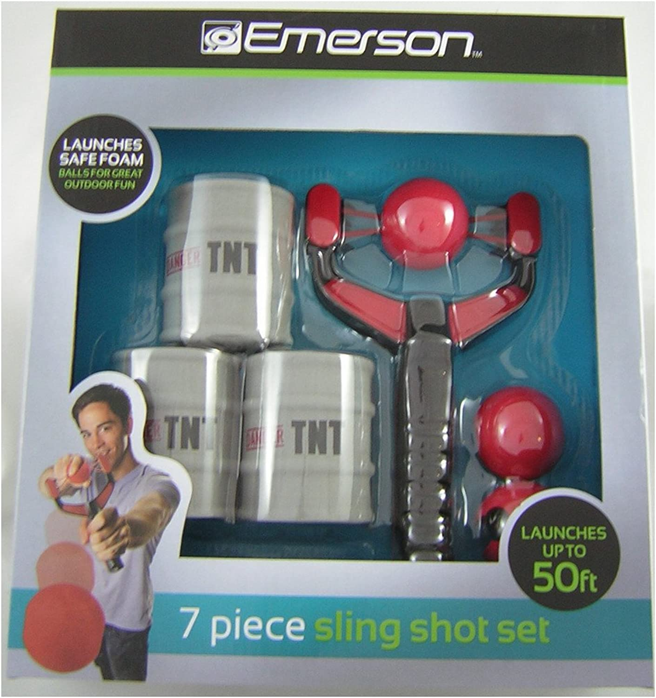 Emerson 7 Piece Sling Shot Set