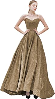 Best gold sparkly prom dress Reviews