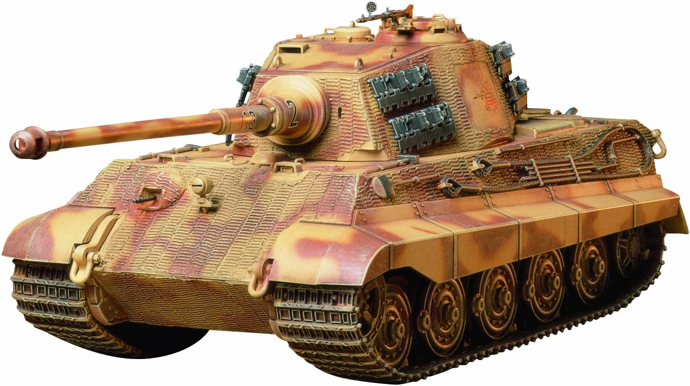 Cash special price Tamiya 35164 1 35 King Tiger Deluxe Turret Plastic Mode Tank Production