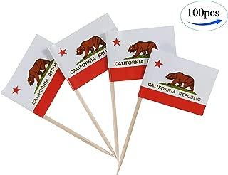 california themed cake
