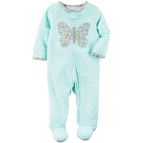 b9140a473f54 Carter s Zipper Pajamas  Amazon.com