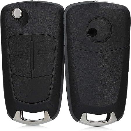 Kwmobile Autoschlüssel Gehäuse Kompatibel Mit Opel Elektronik