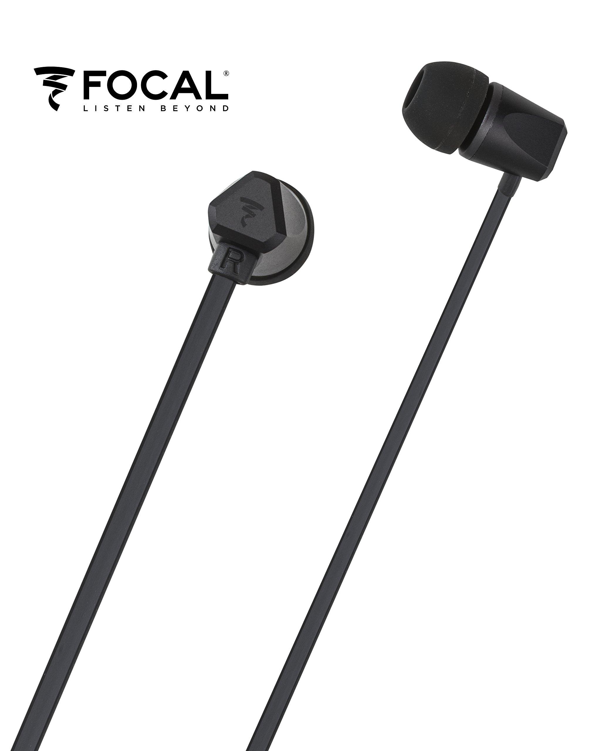FOCAL Sense INEAR Earphone (Black)