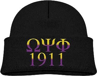 omega psi phi knit hat
