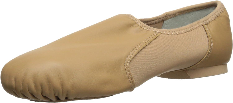 Dance Class Women's LP601 Low Prof ILE Jazz shoes,Caramel,10 M US