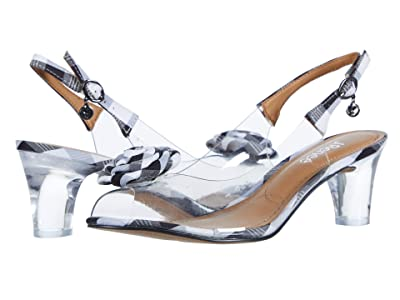 J. Renee Dailona (Clear/White/Black) Women