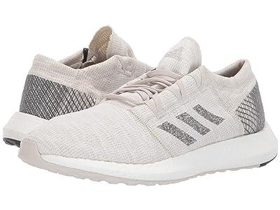 adidas Running Pureboost Go (Non-Dyed/Grey Six/Raw White) Men