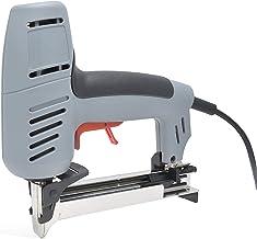 REGUR ET-11 - Grapadora eléctrica (para madera, tela, láminas, etc., incluye juego de inicio, 5000 grapas de 11/10 mm)