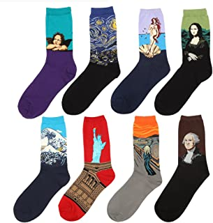 art socks pack