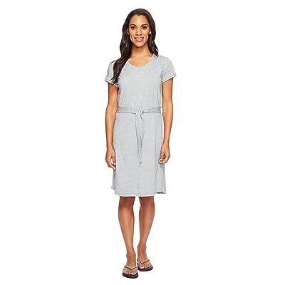 Royal Robbins Merinolux Dress (Light Pewter) Women