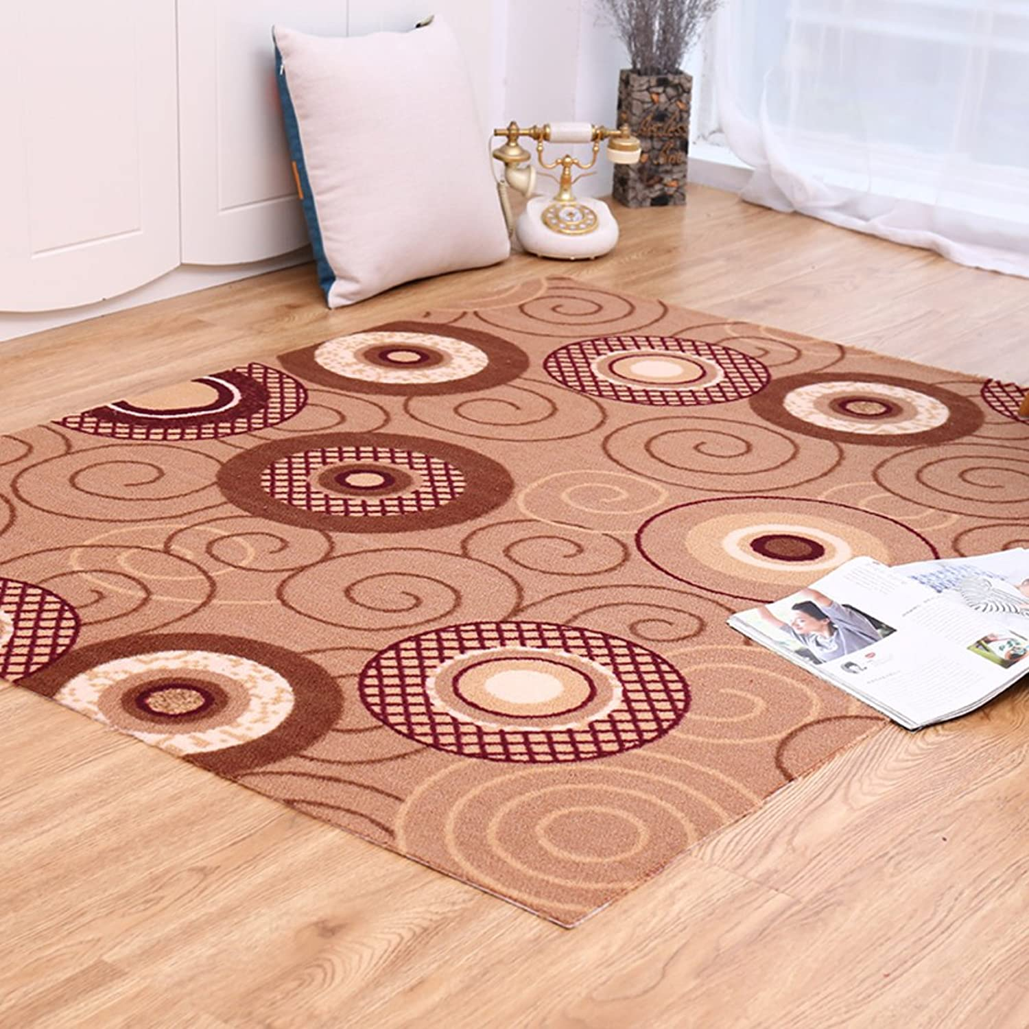 Door Mats Water-absorption Door Mat Non-slip Mats Thin Mats In The Hall-C 100x120cm(39x47inch)