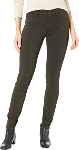 485 Mid-Rise Super Skinny in Ivy Vine