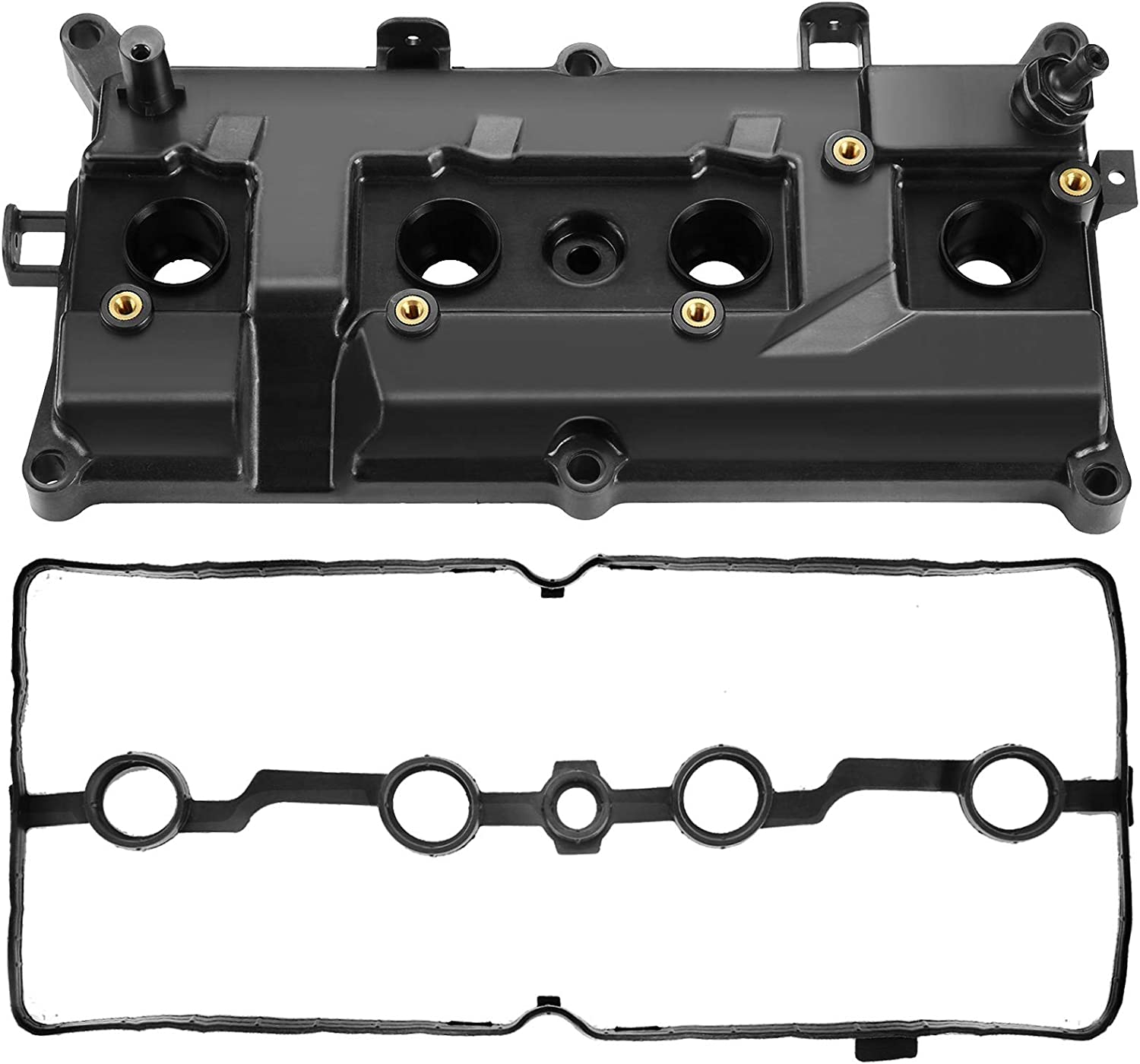 A-Premium Engine Max Sale price 62% OFF Valve Cover Compatible with Gasket Nissan