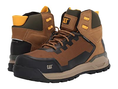 Caterpillar Propulsion Waterproof Composite Toe (Tapenade) Men