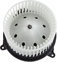 HVAC Plastic Heater Blower Motor ABS w/Fan Cage ECCPP Replacement fit for 2007 Chevrolet Silverado 1500 Classic /2003-2006 Cadillac Escalade EXT /2003-2006 Chevrolet Avalanche 1500