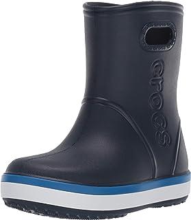 Crocs Crocband Rain Boot K, Botas de Agua Unisex niños, EU