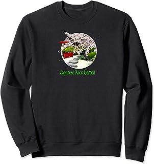 Japanese Art Rock Garden Sweatshirt