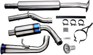 Tomei Ti Titanium Exhaust System for Scion FRS / Toyota 86 / Subaru BRZ Type-60S