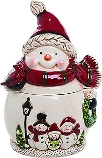 Best santa belly cookie jar Reviews