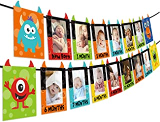 Best baby monster themed birthday party Reviews