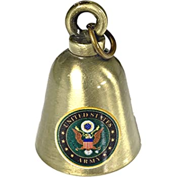Our Custom Bells are Universal fit Works on Any Model of Motorcycle Gloss Black USA Designed Kustom Cycle Parts Eagle Angel Wings Motorcycle Evil Spirits Biker Guard Bell