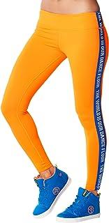 Zumba Women's Basic Capri Leggings with Shape Retention