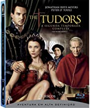 Blu-ray The Tudors 2a Temporada [ Brazilian Edition / Season 2 ] [Subtitles in English + Spanish + Portuguese] Region ALL
