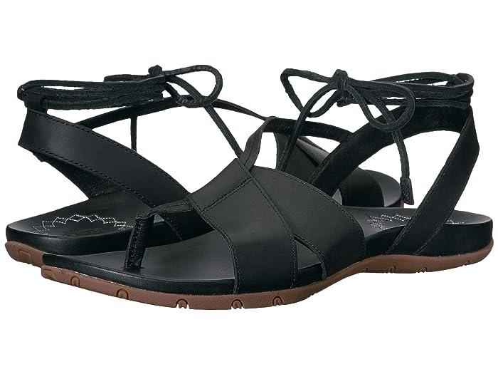 Chaco  Sage (Black) Womens Sandals