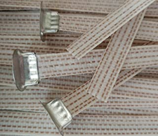 Ribbon Candle Wicks - 10pk - Cotton Candle Wicks - Wholesale Candle Wicks & Supplies (Small)