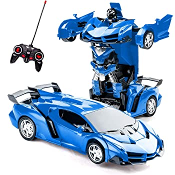 Robot Toys Kids Cars Boys Children Action Figures For Christmas Gifts Collection
