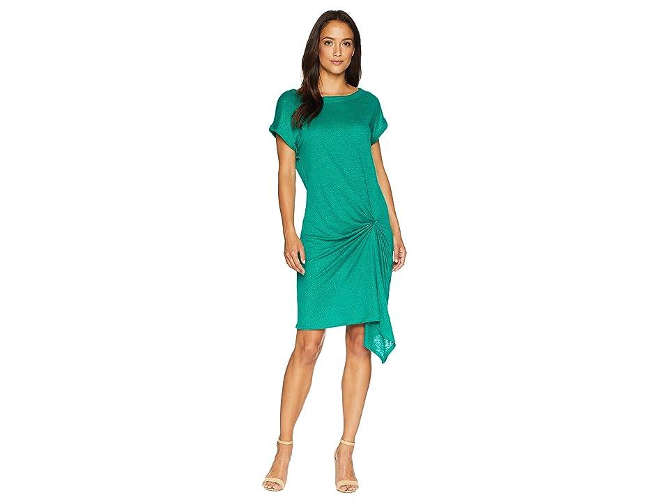Kenneth Cole New York Knot Dress (Ultramarine Green) Women