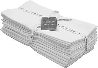 Best white flour sack tea towels Reviews