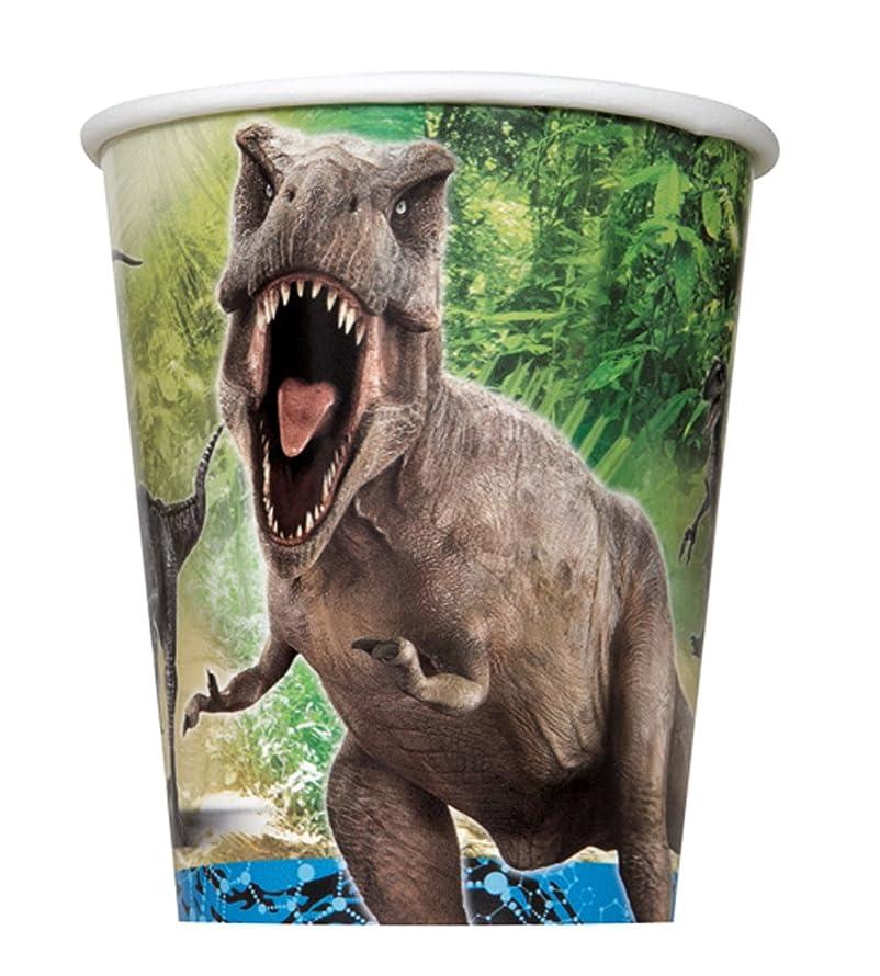 Jurassic World 9oz Paper Cups (8ct)